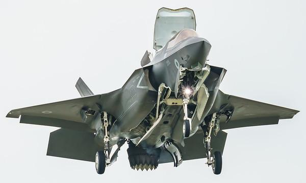 F-35, F-35B, Lightning II, Lockheed Martin, RAF, RIAT2016, Royal Air Force, ZM137 (8.4Mp)