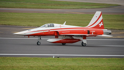 F-5E, Northrop, Patrouille Suisse, RIAT2016, Swiss Air Force, Tiger II (27.5Mp)