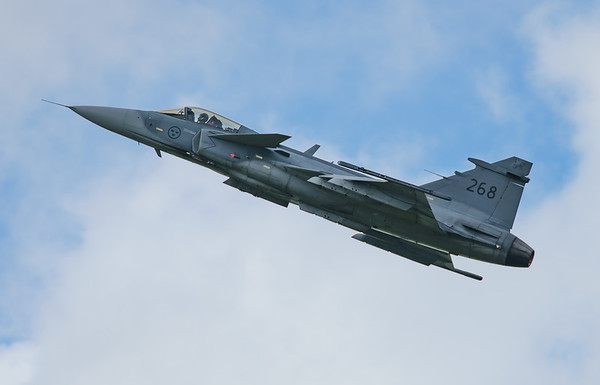 39268, Gripen, JAS 39C, RIAT2016, Saab, Swedish Air Force (7.4Mp)