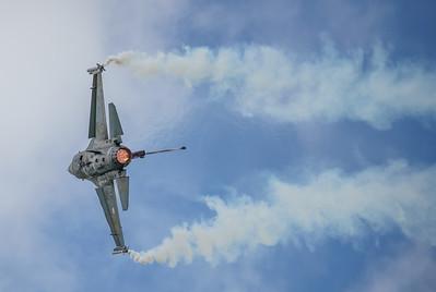 (Greek Air Force), 523, F-16 Fighting Falcon, F-16C Block 52+, Hellenic Air Force, Lockheed Martin, RIAT2016, Team Zeus, Viper (17.9Mp)