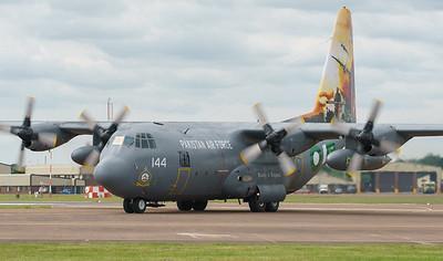 4144, C130, C130E, Hercules, Lockheed, Pakistan Air Force, RIAT2016 (32.2Mp)