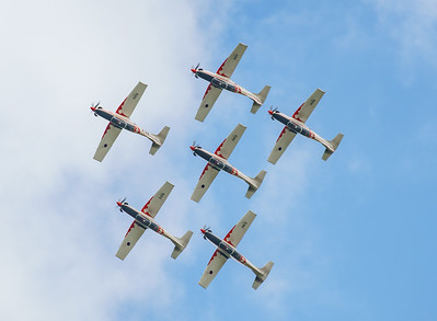 Croatian Air Force, Krila Oluje, PC-9M, Pilatus, RIAT2016, Swift, Wings of Storm (11.9Mp)