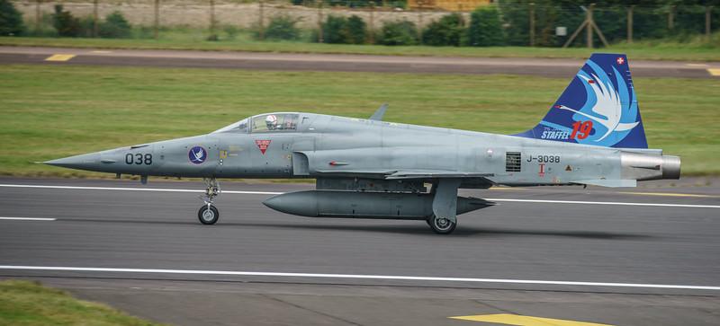 F-5E, J-3038, Northrop, RIAT2016, Swiss Air Force, Tiger II (22.7Mp)