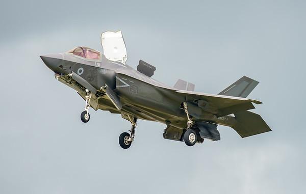 F-35, F-35B, Lightning II, Lockheed Martin, RAF, RIAT2016, Royal Air Force, ZM137 (13.1Mp)