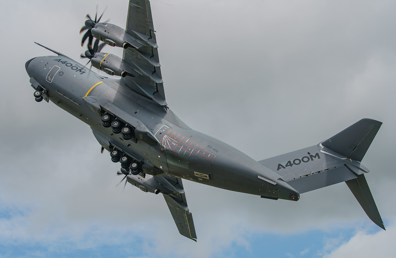 (6th Dev Aircraft), A400M, Airbus, EC-406, RIAT2016 (28.3Mp)