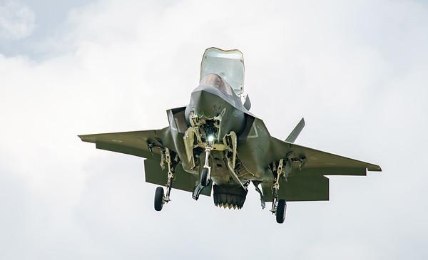 F-35, F-35B, Lightning II, Lockheed Martin, RAF, RIAT2016, Royal Air Force, ZM137 (22.4Mp)