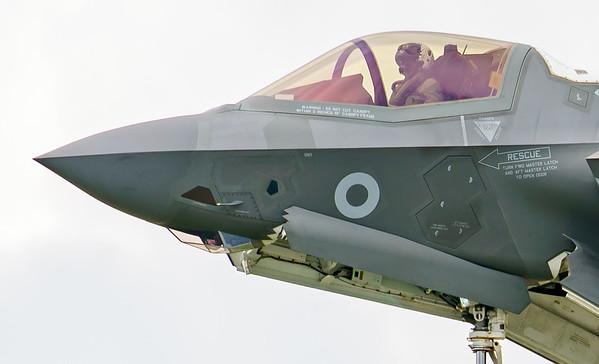 F-35, F-35B, Lightning II, Lockheed Martin, RAF, RIAT2016, Royal Air Force, ZM137 (1.8Mp)