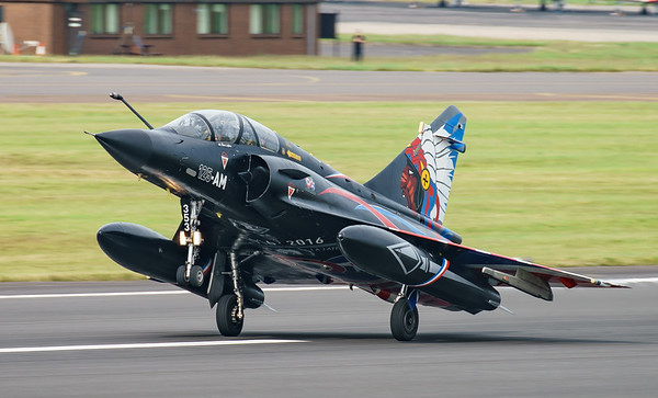 125-AM, 2000N, 353, Dassault, French Air Force, Mirage, RIAT2016, Ramex Delta (5.8Mp)