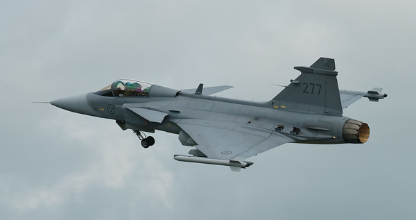 39277, Gripen, JAS 39C, RIAT2016, Saab, Swedish Air Force (14.3Mp)