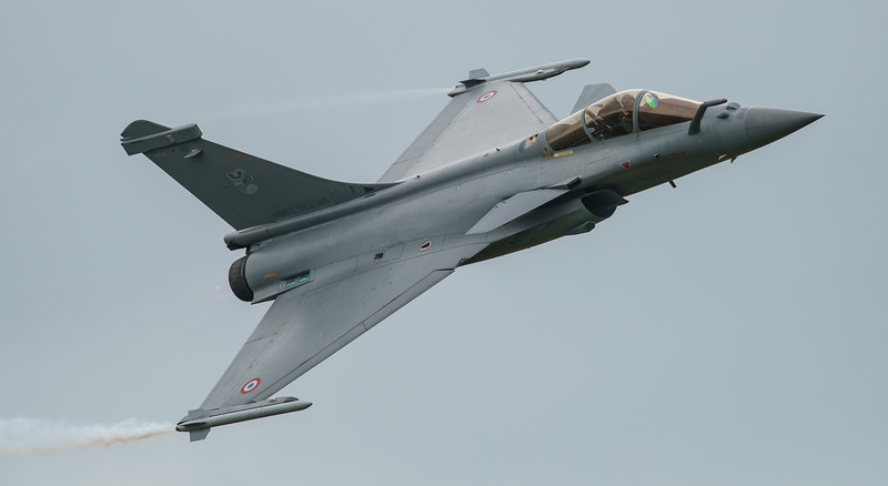 142, 4-GU, Dassault, French Air Force, RIAT2016, Rafale C (9.2Mp)