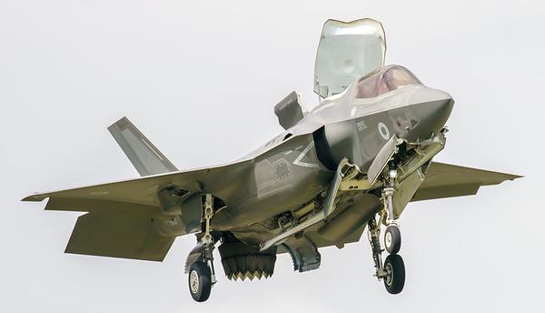 F-35, F-35B, Lightning II, Lockheed Martin, RAF, RIAT2016, Royal Air Force, ZM137 (11.3Mp)