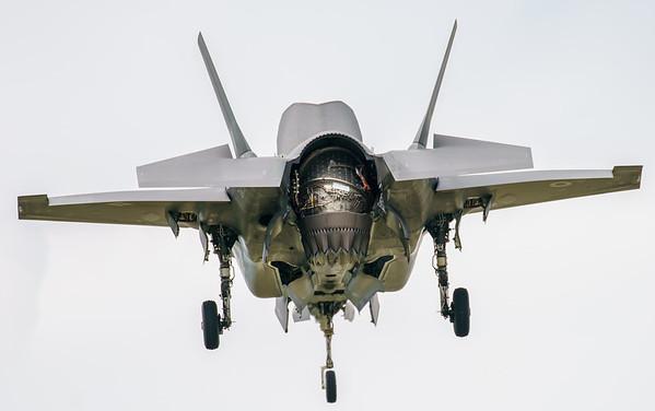 F-35, F-35B, Lightning II, Lockheed Martin, RAF, RIAT2016, Royal Air Force, ZM137 (13.3Mp)