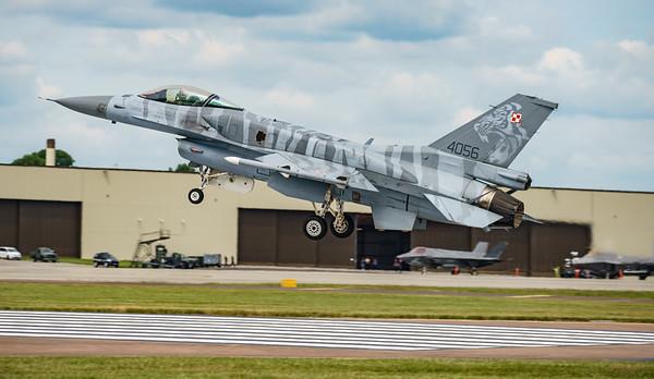 (Block 52), 4056, F-16 Fighting Falcon, F-16C, Lockheed Martin, RIAT2016, Viper (30.4Mp)