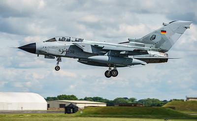 43+38, German Air Force, Panavia Aircraft, RIAT2016, Tornado IDS (32.6Mp)
