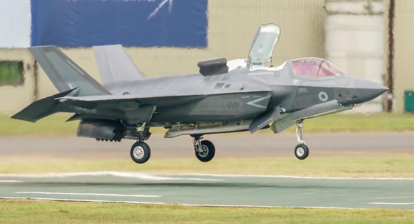 F-35, F-35B, Lightning II, Lockheed Martin, RAF, RIAT2016, Royal Air Force, ZM137 (4.0Mp)