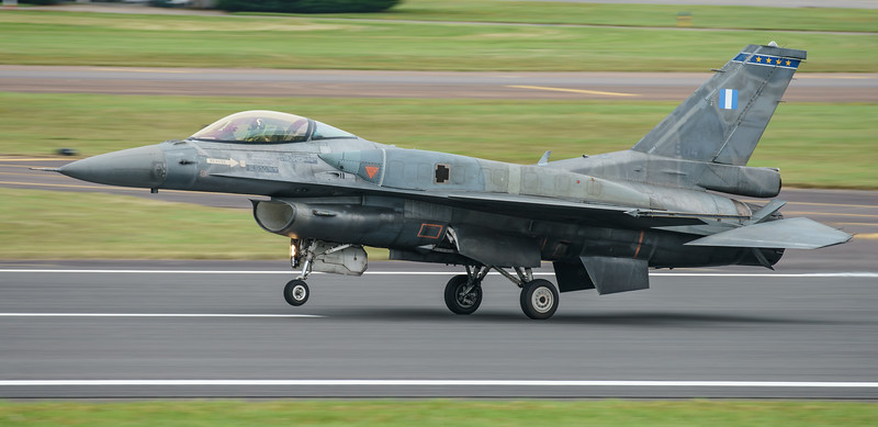 504, F-16 Fighting Falcon, F-16C Block 52+, Lockheed Martin, Polish Air Force, RIAT2016, Team Zeus, Viper (19.9Mp)