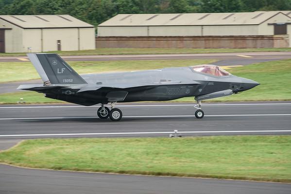 12-5052, F-35, F-35A, Lightning II, Lockheed Martin, RIAT2016 (42.2Mp)