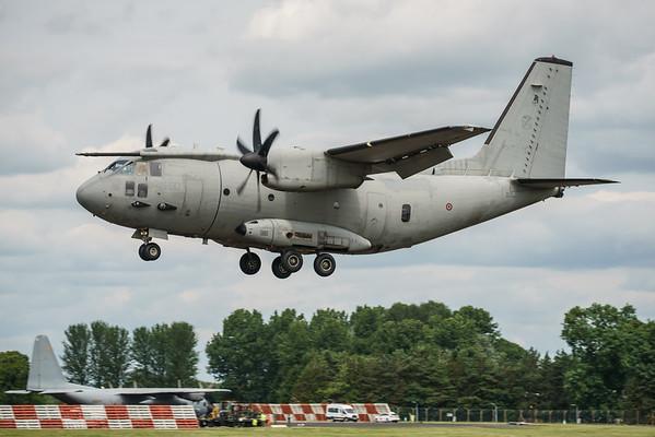 46-80, Alenia Aermacchi, C-27J, Italian Air Force, MM62215, RIAT2016, Spartan (42.2Mp)