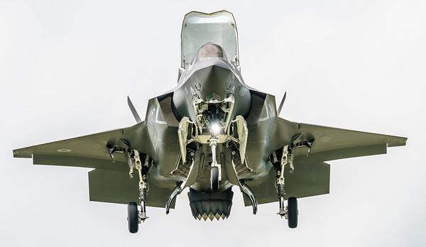 F-35, F-35B, Lightning II, Lockheed Martin, RAF, RIAT2016, Royal Air Force, ZM137 (12.6Mp)