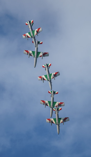 Aermacchi, Frecce Tricolori, Italian Air Force, MB-339, RIAT2016 (10.9Mp)