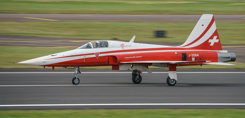 F-5E, Northrop, Patrouille Suisse, RIAT2016, Swiss Air Force, Tiger II (24.7Mp)
