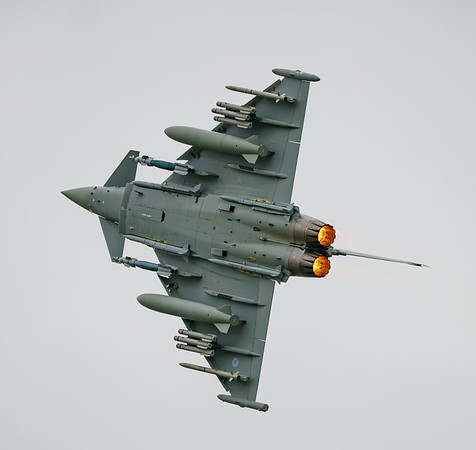BAe, BAe Systems Tranche 3 Development, Eurofighter, RAF, RIAT2016, Royal Air Force, Typhoon FGR.4, ZK356 (13.0Mp)