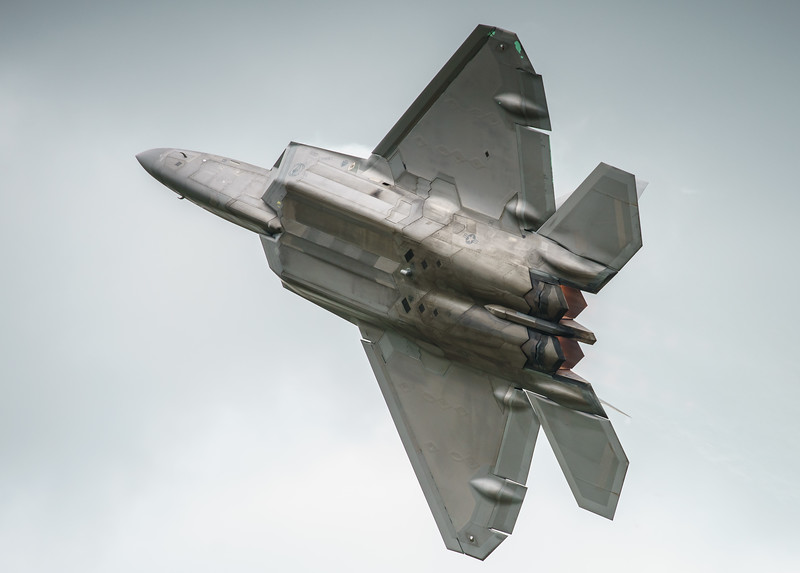 09-4191, F-22A, Lockheed Martin, RIAT2016, Raptor, US Air Force (21.8Mp)
