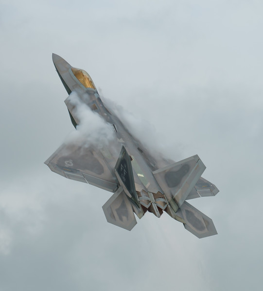 09-4181, F-22A, Lockheed Martin, RIAT2016, Raptor, US Air Force (11.6Mp)