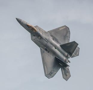 09-4191, F-22A, Lockheed Martin, RIAT2016, Raptor, US Air Force (12.1Mp)