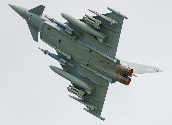 BAe, BAe Systems Tranche 3 Development, Eurofighter, RAF, RIAT2016, Royal Air Force, Typhoon FGR.4, ZK356 (14.3Mp)