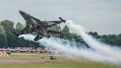 Belgian Air Component, F-16 Fighting Falcon, F-16AM, FA-123, Lockheed Martin, RIAT2016, Viper (14.3Mp)