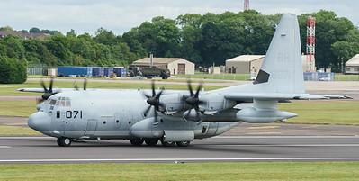 168071, BH8071, C130, Hercules, KC130J, Lockheed, RIAT2016, Refueling Tanker, Refueling demo, US Marine Corps (24.8Mp)