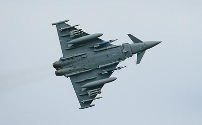 BAe, BAe Systems Tranche 3 Development, Eurofighter, RAF, RIAT2016, Royal Air Force, Typhoon FGR.4, ZK356 (6.2Mp)