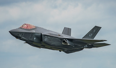 12-5052, F-35, F-35A, Lightning II, Lockheed Martin, RIAT2016, US Air Force (11.3Mp)