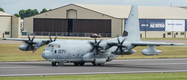 168071, BH8071, C130, Hercules, KC130J, Lockheed, RIAT2016, Refueling Tanker, Refueling demo, US Marine Corps (21.3Mp)