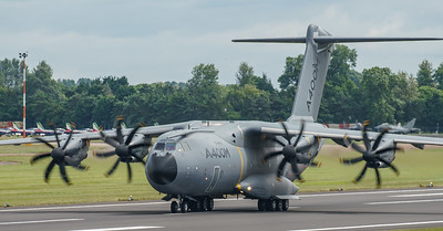 (6th Dev Aircraft), A400M, Airbus, EC-406, RIAT2016 (14.0Mp)