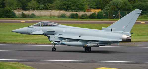BAe, BAe Systems Tranche 3 Development, Eurofighter, RAF, RIAT2016, Royal Air Force, Typhoon FGR.4, ZK356 (24.8Mp)