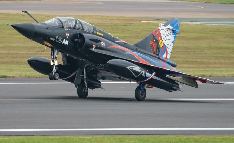 125-AM, 2000N, 353, Dassault, French Air Force, Mirage, RIAT2016, Ramex Delta (9.2Mp)