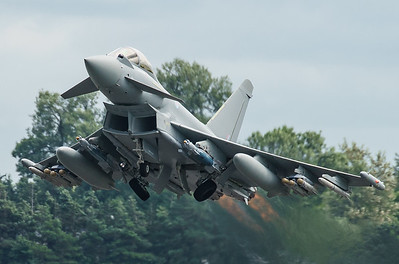 BAe, BAe Systems Tranche 3 Development, Eurofighter, RAF, RIAT2016, Royal Air Force, Typhoon FGR.4, ZK356 (3.2Mp)