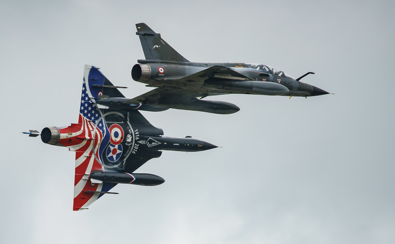 125-AM, 125-CL, 2000N, 353, 375, Dassault, French Air Force, Mirage, RIAT2016, Ramex Delta (14.1Mp)