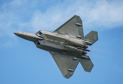09-4191, F-22A, Lockheed Martin, RIAT2016, Raptor, US Air Force (14.0Mp)