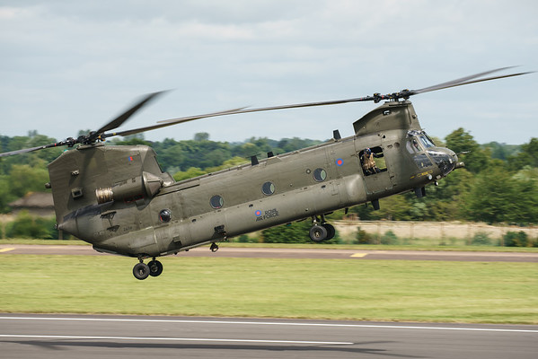 Boeing, Chinook, Chinook HC4, RAF, RIAT2016, Royal Air Force, ZA714 (39.7Mp)