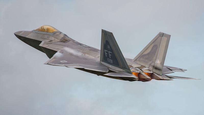 09-4191, F-22A, Lockheed Martin, RIAT2016, Raptor, US Air Force (9.7Mp)