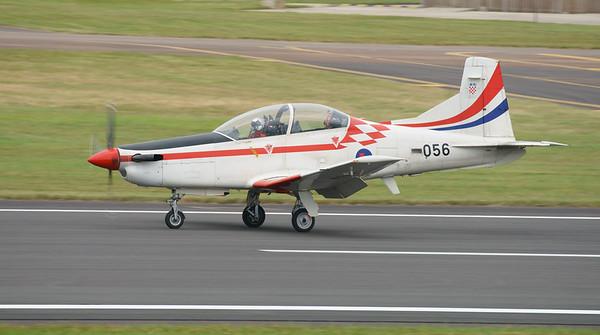Croatian Air Force, Krila Oluje, PC-9M, Pilatus, RIAT2016, Swift, Wings of Storm (21.4Mp)