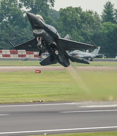 504, F-16 Fighting Falcon, F-16C Block 52+, Lockheed Martin, Polish Air Force, RIAT2016, Team Zeus, Viper (5.7Mp)