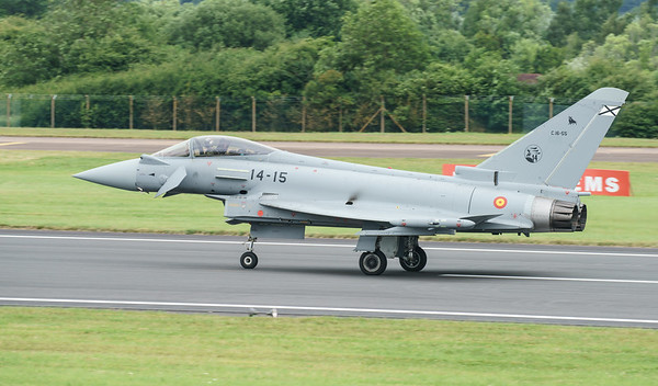 14-15, C16-55, EF2000, Eurofighter, RIAT2016, Spanish Air Force (28.5Mp)