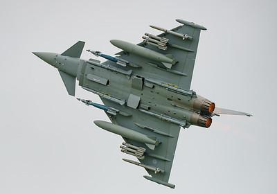 BAe, BAe Systems Tranche 3 Development, Eurofighter, RAF, RIAT2016, Royal Air Force, Typhoon FGR.4, ZK356 (17.6Mp)