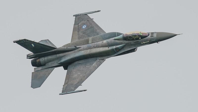 504, F-16 Fighting Falcon, F-16C Block 52+, Lockheed Martin, Polish Air Force, RIAT2016, Team Zeus, Viper (3.8Mp)