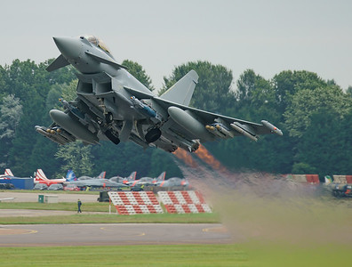 BAe, BAe Systems Tranche 3 Development, Eurofighter, RAF, RIAT2016, Royal Air Force, Typhoon FGR.4, ZK356 (9.6Mp)