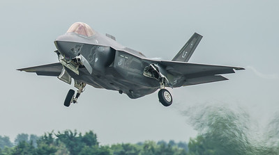 12-5042, F-35, F-35A, Lightning II, Lockheed Martin, RIAT2016, US Air Force (3.7Mp)
